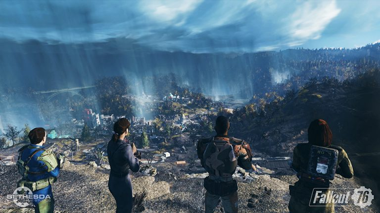 جزئیاتی از بخش مخفیکاری Fallout 76 منتشر شد