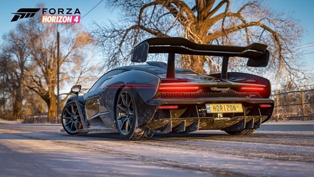 Forza Horizon 4 از تکنولوژی دمای سری Forza Motorsport استفاده خواهد کرد