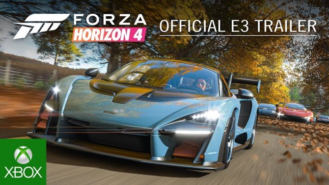 E3 2018 | جزئیات بیشتری از Forza Horizon 4 منتشر شد + معرفی نسخههای ویژه