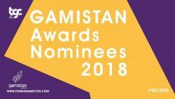 نامزدهای جایزه گیمیستان 2018 مشخص شد / مسابقه مردمی بهترین بازی از نگاه مردم آغاز شد