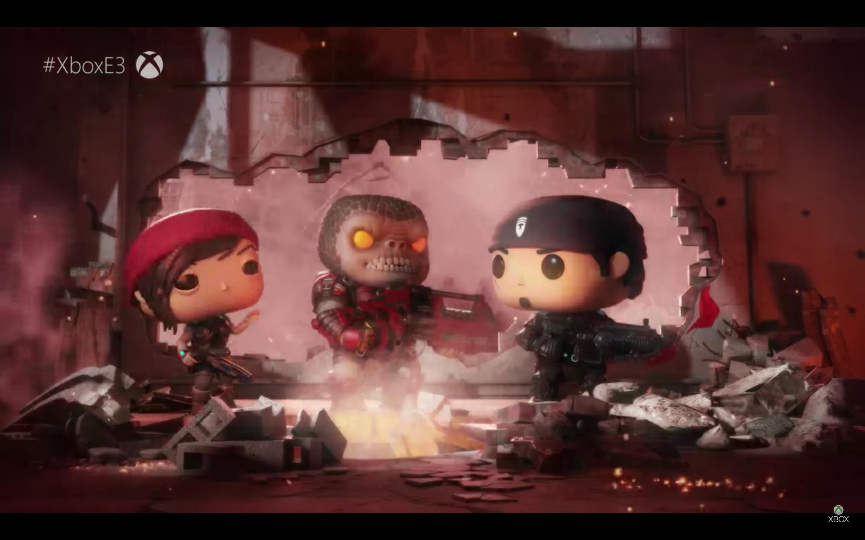 چرخ دندههای جنگ در دستان عروسکهای فانکو پاپ | نقدها و نمرات بازی !Gears Pop