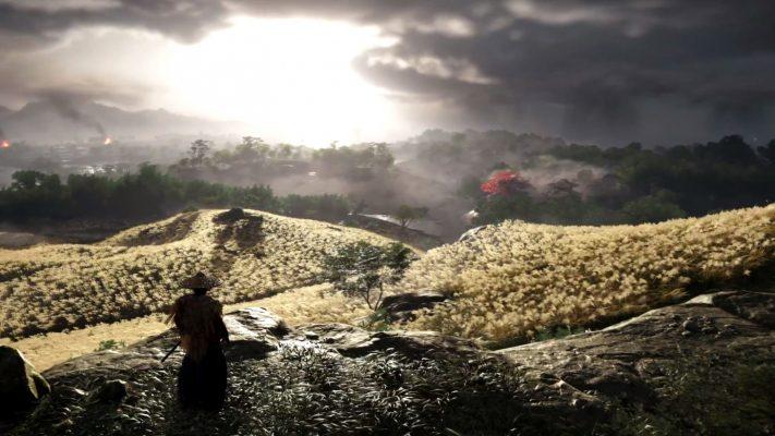 E3 2018 | جزئیات جدیدی از زیبایی شناسی، مبارزات و جهان Ghost of Tsushima منتشر شد