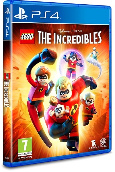 Lego: The Incredibles