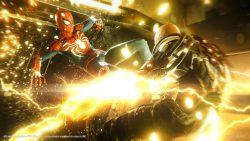E3 2018   تصاویر جدیدی از Spider-Man با کیفیت 4K منتشر شد