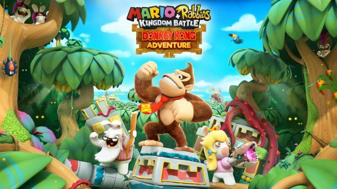 E3 2018 | معرفی Mario + Rabbids Kingdom Battle: Donkey Kong Adventure