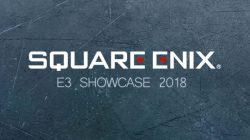 E3 2018   پوشش زنده کنفرانس اسکوئر انیکس
