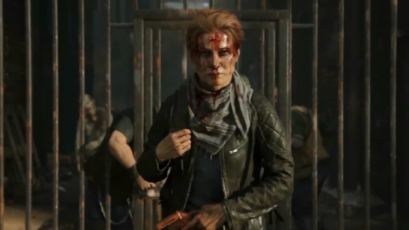 تریلر جدید Overkill's The Walking Dead به معرفی شخصیت Heather میپردازد