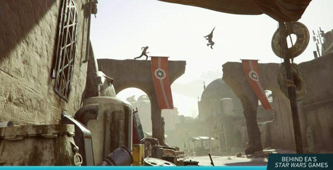 احتمال وجود بخش تکنفره داستانی در بازی Star Wars استودیوی الکترونیک آرتس ونکوور