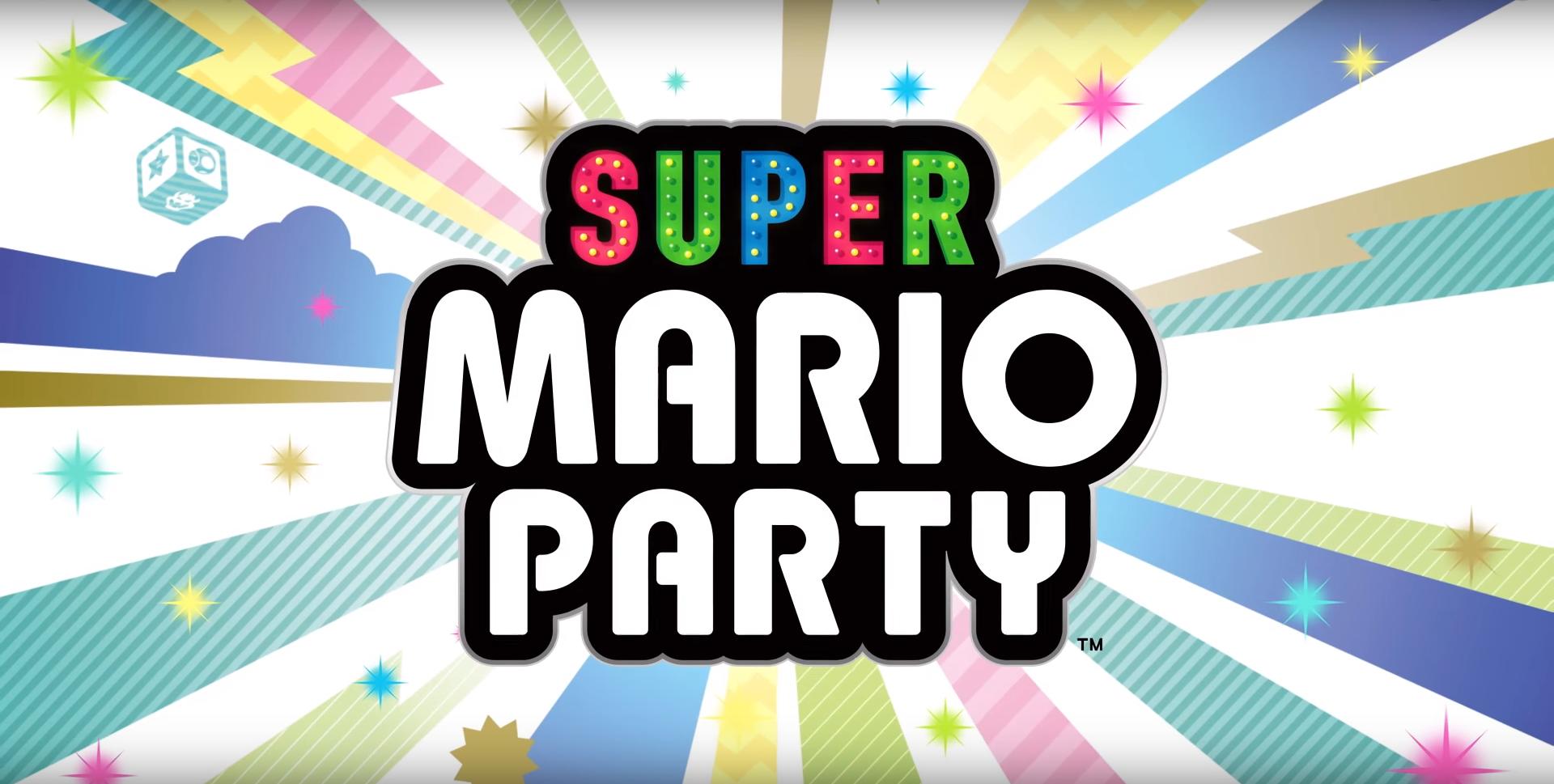 E3 2018 | بازی Super Mario Party معرفی شد