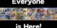 تصویری از تمامی کاراکترهای بازی Super Smash Bros. Ultimate منتشر شد