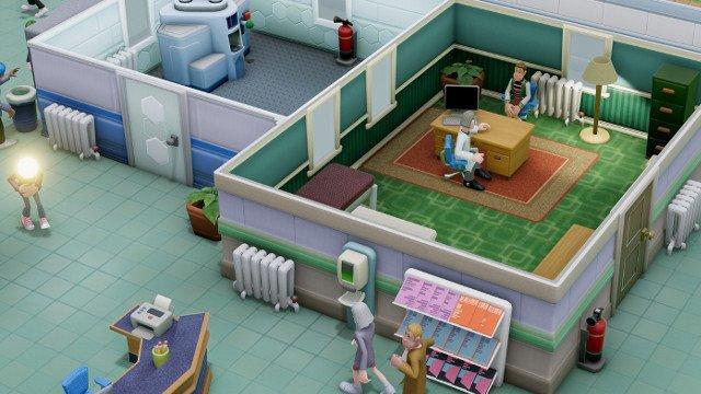 انتشار جدیدترین بهروزرسانی بازی Two Point Hospital