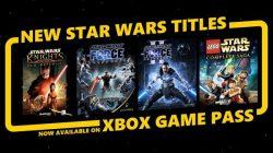 سه بازی از مجموعه Star Wars به سرویس Xbox Game Pass افزوده شدند