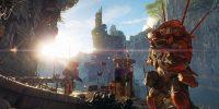 تصویر جدید Anthem، نقشهی بخشی از جهان این بازی را نشان میدهد