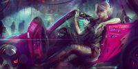 در بازی Cyberpunk 2077 نمیتوانید ماشینهای پرنده را کنترل کنید