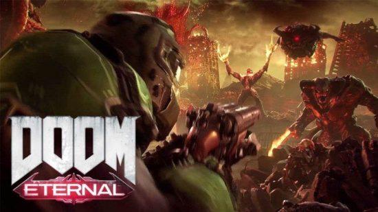 نخستین تریلر از گیمپلی DOOM Eternal منتشر شد