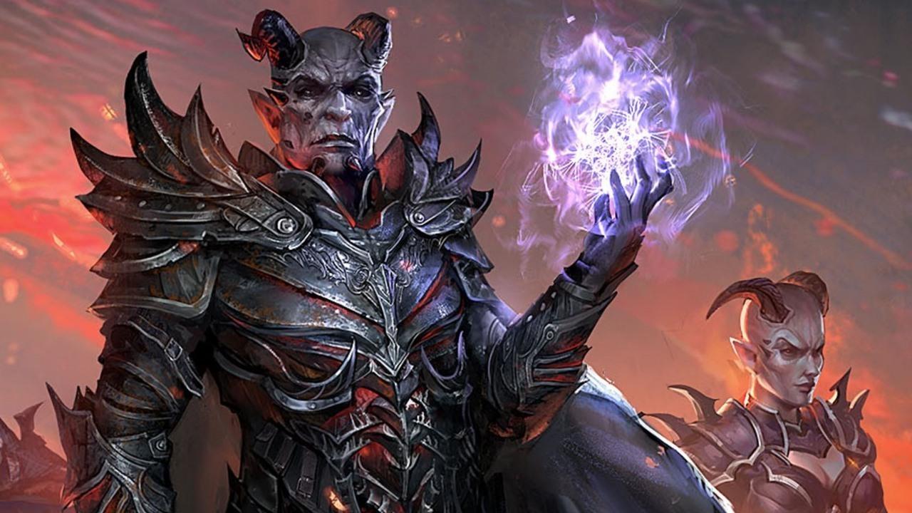 E3 2018 | عنوان Elder Scrolls Legend برای تمام پلتفرمها معرفی شد