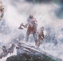 فهرست فروش دیجیتالی ماه مه پلیاستیشن   God of War بر تخت سلطنت