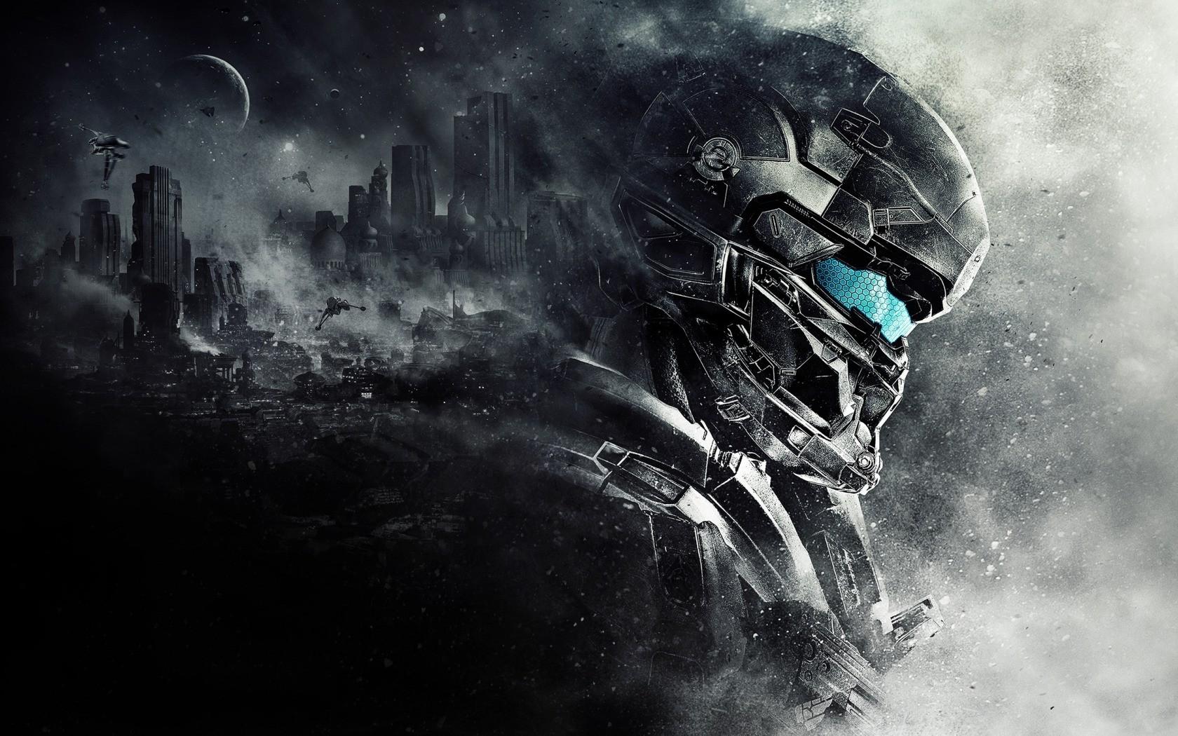 تصویر: https://gamefa.com/wp-content/uploads/2018/06/halo-5-guardians-blue-helmet-free-desktop-wallpaper-1680x1050-e1441791263306.jpg