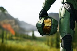 تصاویر هنری جدیدی از عنوان Halo Infinite منتشر شد