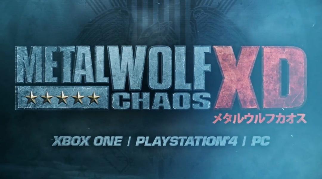 تاریخ انتشار بازی Metal Wolf Chaos XD به زودی اعلام میشود