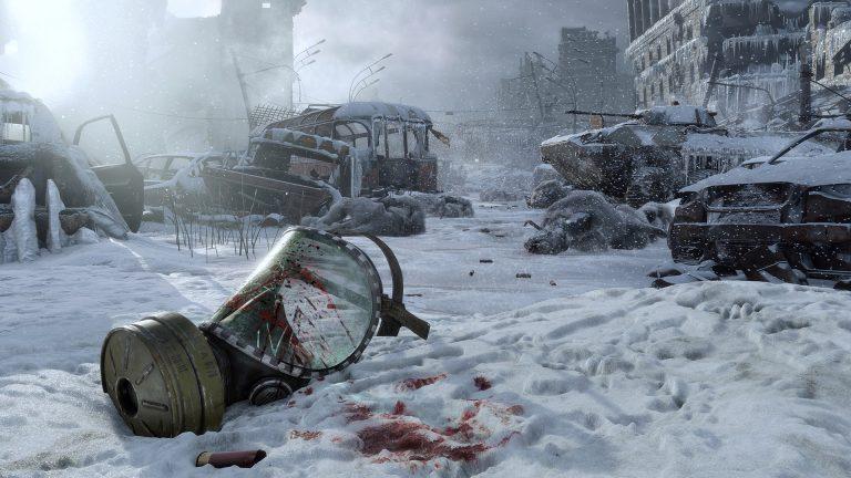 تصاویر جدید از بازی Metro Exodus منتشر شد