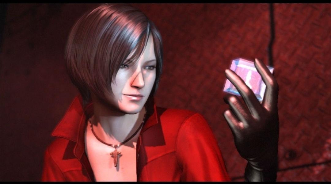 تصویری از شخصیت ایدا وانگ در عنوان Resident Evil 2 Remake