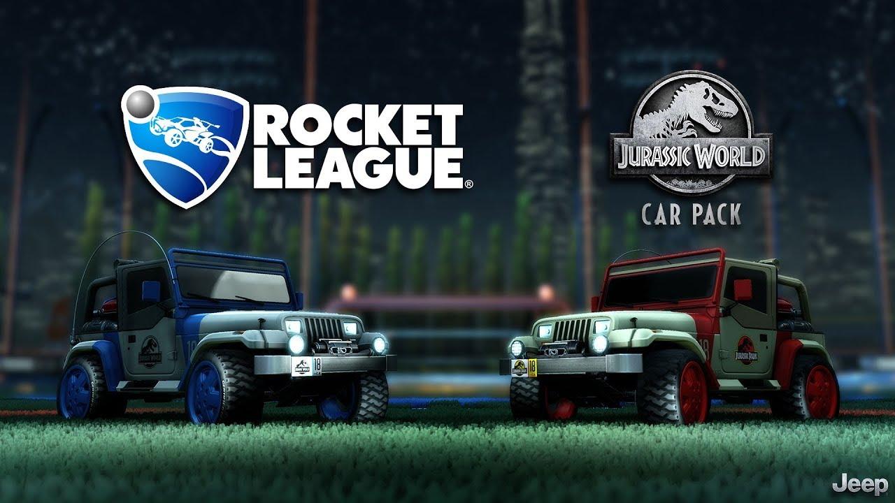 بسته گسترش دهنده جدیدی برای Rocket League معرفی شد
