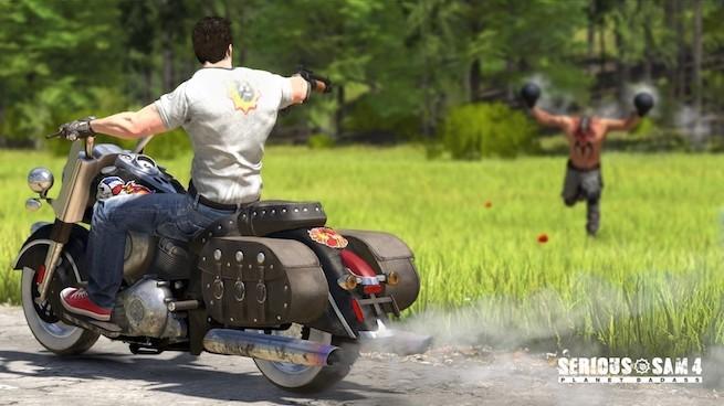 اولین تصاویر و جزییات از بازی Serious Sam 4 منتشر شد