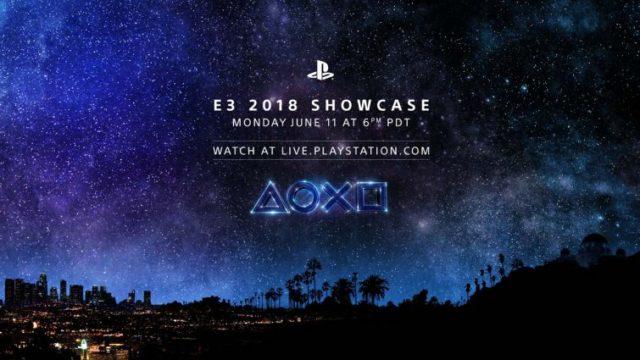 E3 2018 | پوشش زنده کنفرانس سونی