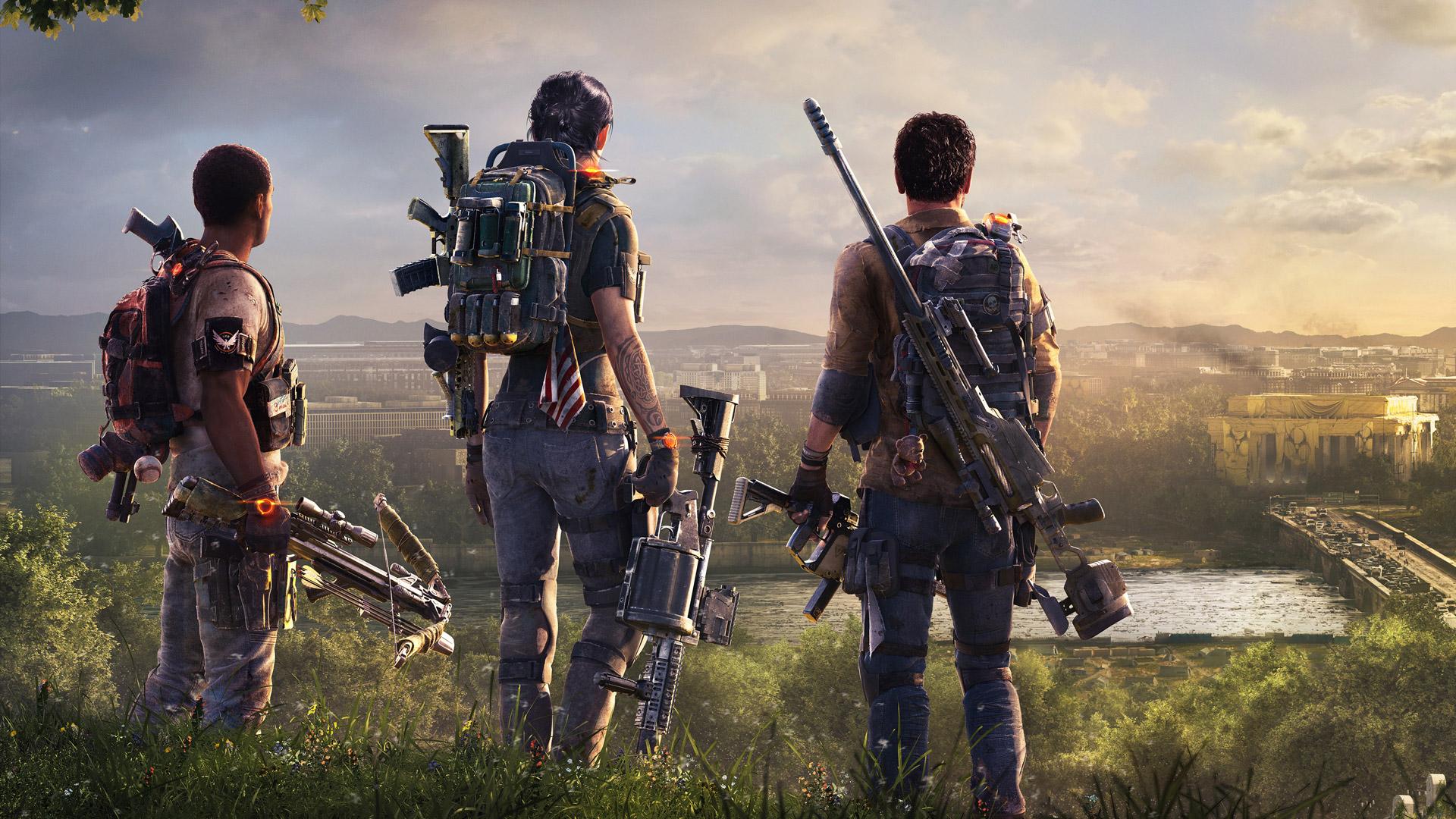 مشخصات سیستم مورد نیاز بازی The Division 2 اعلام شد