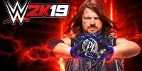 از طرح روی جلد WWE 2K19 رونمایی شد