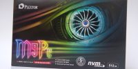 بررسی اجمالی درایو جامد Plextor M9PeY 512GB NVMe