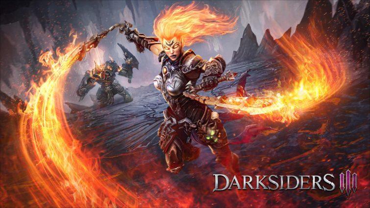 ویدئویی ۱۱ دقیقهای از گیمپلی بازی Darksiders 3 منتشر شد