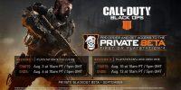 بتای بخش چندنفره Call of Duty: Black Ops 4 اوایل ماه آینده منتشر خواهد شد