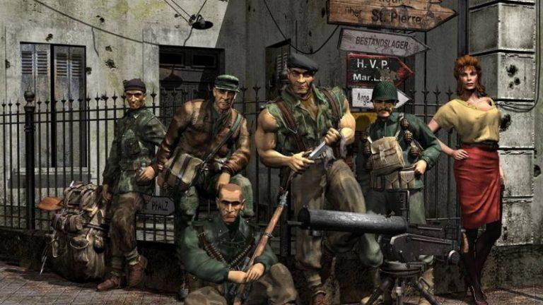 سری محبوب Commandos توسط شرکت کالیپسو مدیا تصاحب شد