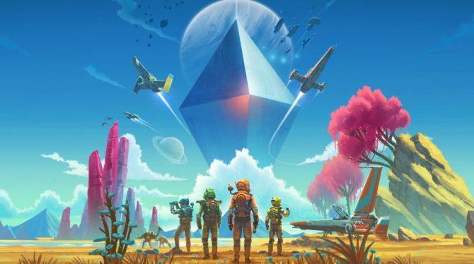 تریلر جدید عنوان No Man's Sky برروی محتویات نسخه اکس باکس وان بازی تمرکز دارد