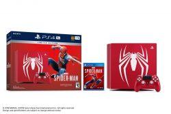SDCC 2018 | از باندل پلی استیشن 4 Spider-Man بصورت رسمی رونمایی شد