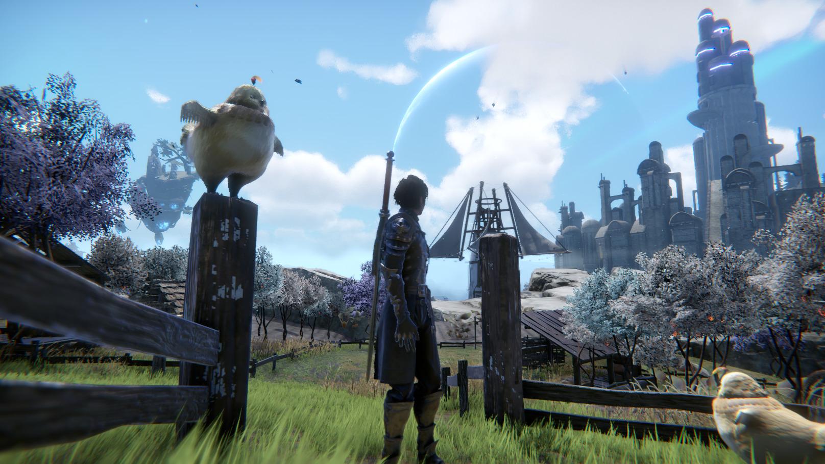بازی Edge of Eternity هماکنون در دسترس بازیبازان است