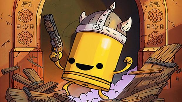 بروزرسان بزرگ بازی Enter the Gungeon در تاریخ ۱۱ مرداد عرضه خواهد شد