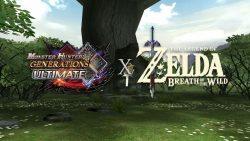 کراساور میان Monster Hunter و The Legend of Zelda: BOTW