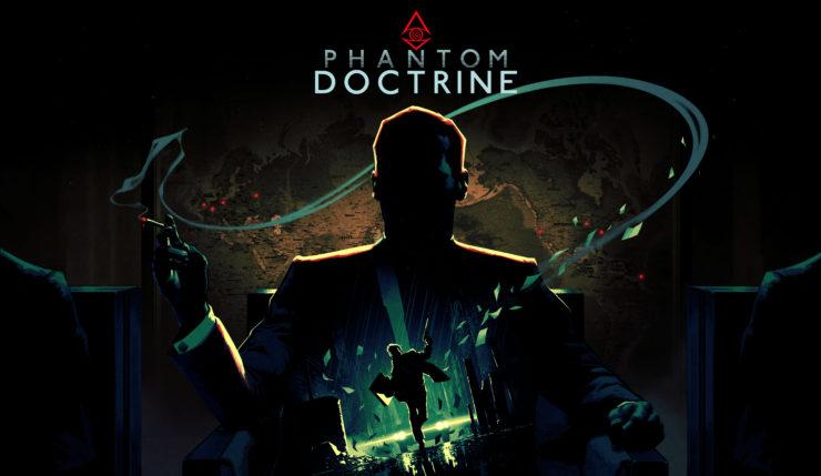 تاریخ انتشار عنوان Phantom Doctrine اعلام شد