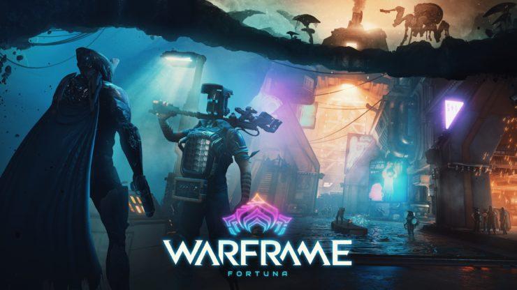 بهروزرسانی بزرگ بازی Warframe با نام Fortuna برای رایانههای شخصی عرضه شد