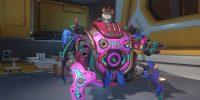 Overwatch: از اسکینهای شخصیت Wrecking Ball رونمایی شد