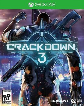 X018 | تاریخ انتشار بازی Crackdown 3 مشخص شد