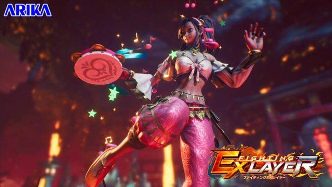 دو شخصیت جدید به بازی Fighting EX layer به صورت رایگان اضافه خواهند شد