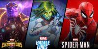 عنوان Marvel's Spider-Man در نمایشگاه کمیک کان حضور خواهد داشت