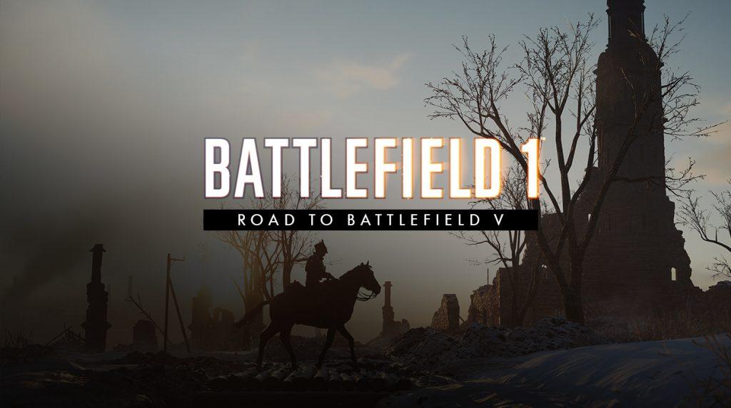 معرفی رویداد Road to Battlefield V