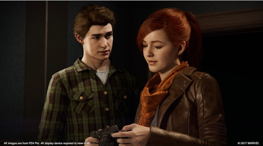 ممکن است پیتر پارکر در بازی Spider-Man برای تونی استارک کار کند