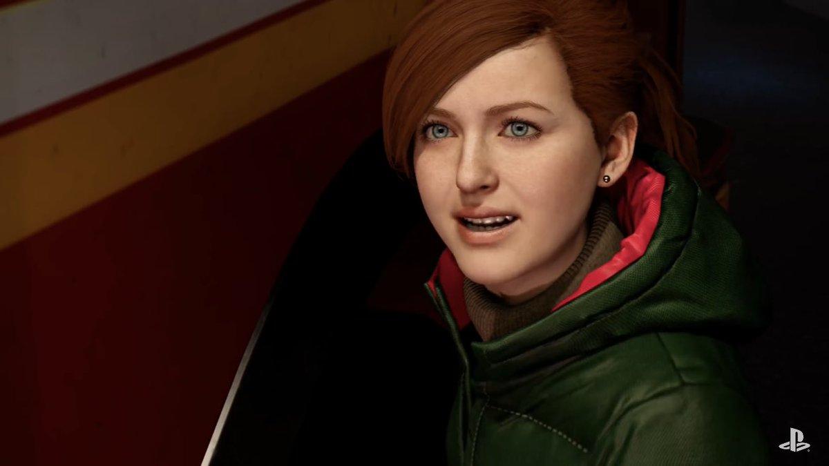 به نظر میرسد اینسومنیاک گیمز تغییراتی در ظاهر شخصیت مری جین ایجاد کرده است