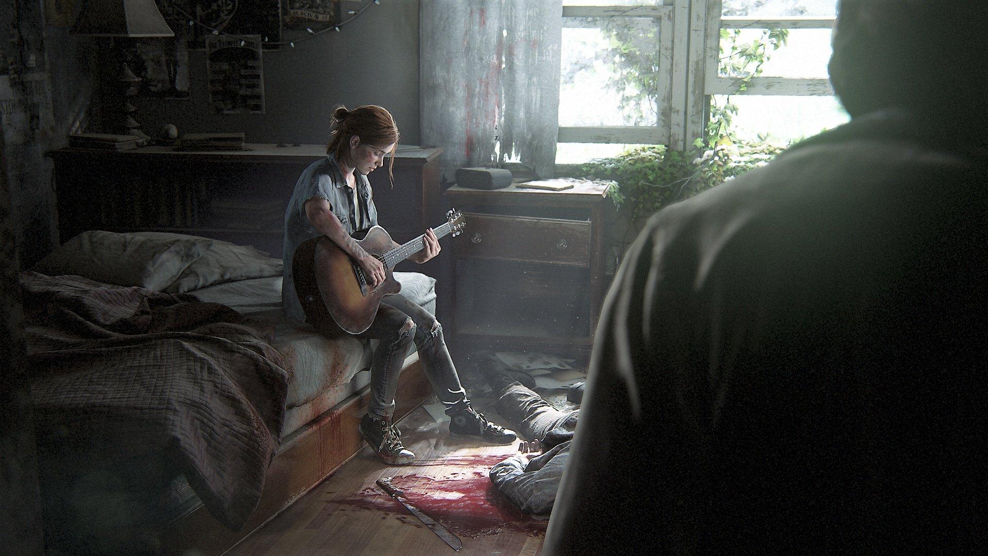 الی در بازی The Last of Us Part 2 یک شخصیت همراه خواهد داشت